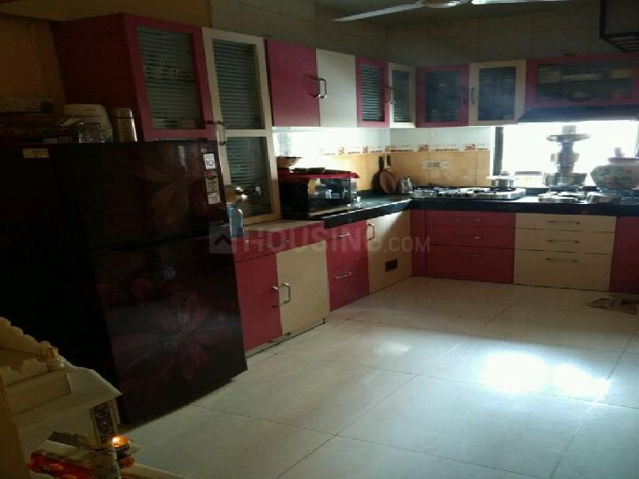 Kitchen Image of 1300 Sq.ft 3 BHK Apartment for buy in Kalyan West for 10000000