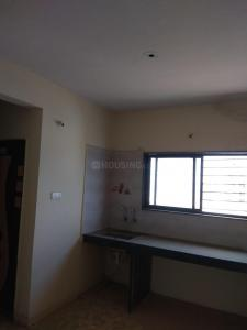 Kitchen Image of 525 Sq.ft 1 BHK Independent Floor for buy in Mundhwa for 1710000