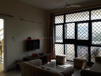 Gallery Cover Image of 1600 Sq.ft 3 BHK Independent Floor for rent in Sector 57 for 34000