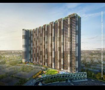 Gallery Cover Image of 541 Sq.ft 1 BHK Apartment for buy in 34 Park Estate, Goregaon West for 9100000