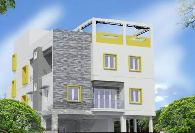 Gallery Cover Image of 968 Sq.ft 2 BHK Apartment for buy in Pallikaranai for 4999964