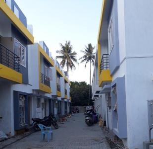 Gallery Cover Image of 1400 Sq.ft 3 BHK Villa for rent in Annai Builders Real Estate Ahalyaa, Medavakkam for 16000