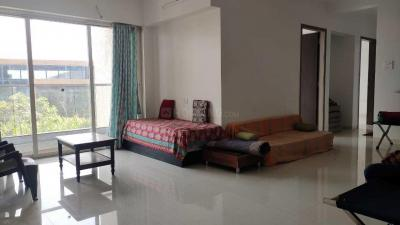 Gallery Cover Image of 1400 Sq.ft 3 BHK Apartment for rent in Akshar Green World, Dighe for 44000