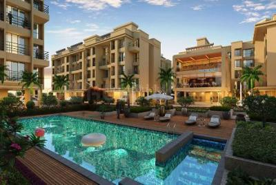 Gallery Cover Image of 595 Sq.ft 1 BHK Apartment for buy in Taloje for 3150000