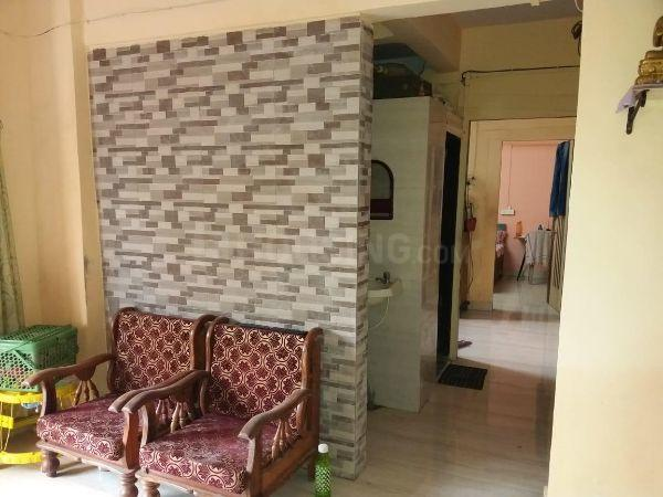 Living Room Image of 890 Sq.ft 2 BHK Apartment for rent in Dombivli East for 11000