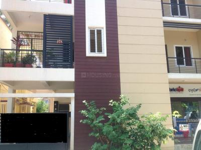 Gallery Cover Image of 800 Sq.ft 2 BHK Independent Floor for rent in R. T. Nagar for 25000