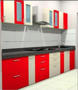 Gallery Cover Image of 1400 Sq.ft 2 BHK Apartment for rent in Airoli for 32000