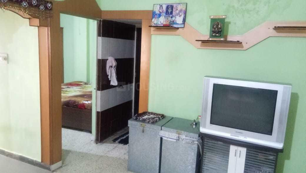 Living Room Image of 640 Sq.ft 1 RK Apartment for buy in Ghodasar for 2500000