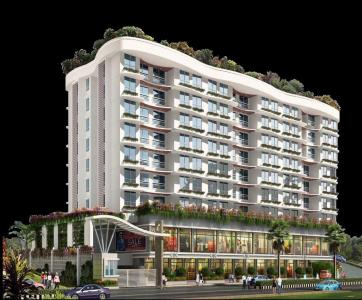 Gallery Cover Image of 750 Sq.ft 1 BHK Apartment for buy in Ghatkopar West for 12700000