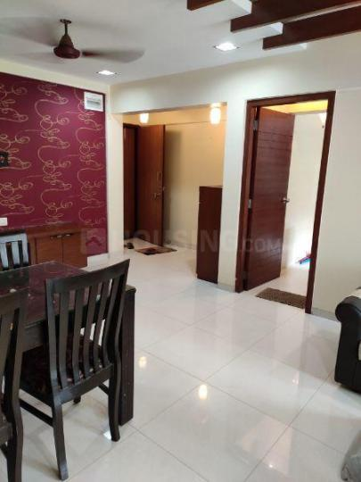 Living Room Image of 600 Sq.ft 1 BHK Apartment for rent in Andheri East for 45000