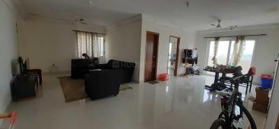 Gallery Cover Image of 1900 Sq.ft 3 BHK Apartment for buy in Monarch Serenity, Thanisandra for 9500000