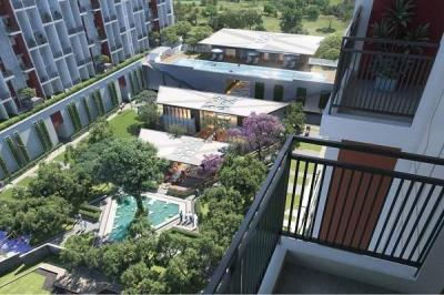 Gallery Cover Image of 1160 Sq.ft 2 BHK Apartment for buy in Godrej 24, Hinjewadi for 8300000