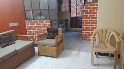 Gallery Cover Image of 600 Sq.ft 1 BHK Apartment for rent in Tropical Casa Apartments, Vibhutipura for 13500