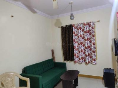 Gallery Cover Image of 700 Sq.ft 1 BHK Independent Floor for rent in Ejipura for 12500