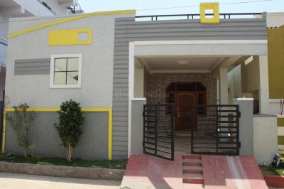 Gallery Cover Image of 1025 Sq.ft 2 BHK Independent House for buy in Ahmedguda for 5400000