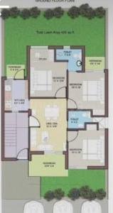 Gallery Cover Image of 1604 Sq.ft 3 BHK Independent Floor for buy in BPTP Park Floors II, Sector 76 for 3200000