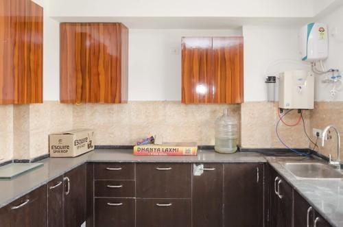 Kitchen Image of 4 Bhk In Pan Oasis in Sector 70