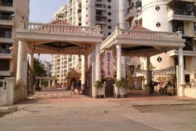 Gallery Cover Image of 666 Sq.ft 1 BHK Apartment for buy in Tharwani Rosalie, Kalyan West for 4500000