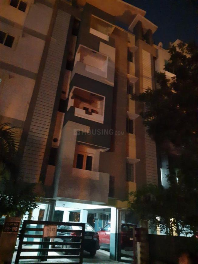 Building Image of 1400 Sq.ft 3 BHK Apartment for rent in Perungalathur for 16500
