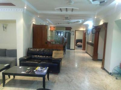 Gallery Cover Image of 2300 Sq.ft 3 BHK Apartment for rent in Banjara Hills for 47000