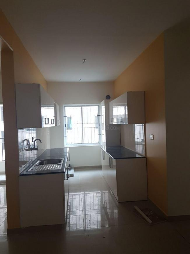 Kitchen Image of 1200 Sq.ft 3 BHK Apartment for rent in Bychapura for 13000