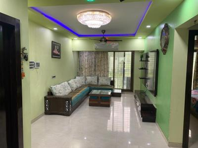 Gallery Cover Image of 1800 Sq.ft 3 BHK Apartment for rent in Navghar for 40000