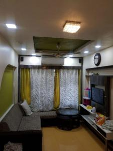 Gallery Cover Image of 450 Sq.ft 1 BHK Apartment for buy in Moreshwar Park Tower, Kalwa for 4500000