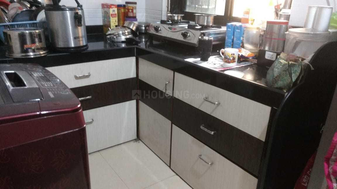 Kitchen Image of 1800 Sq.ft 2 BHK Apartment for rent in Greater Khanda for 25000