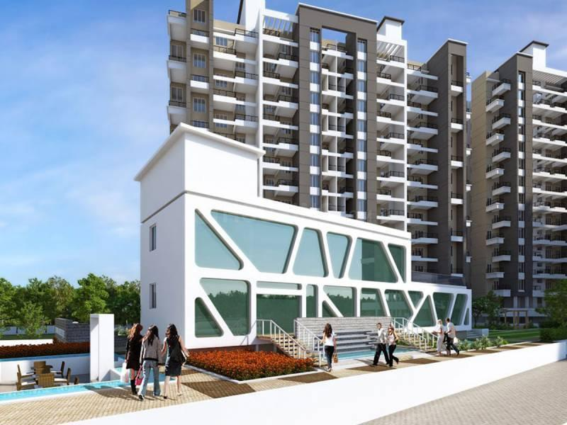 Building Image of 353 Sq.ft 1 RK Apartment for buy in Padur for 1700000