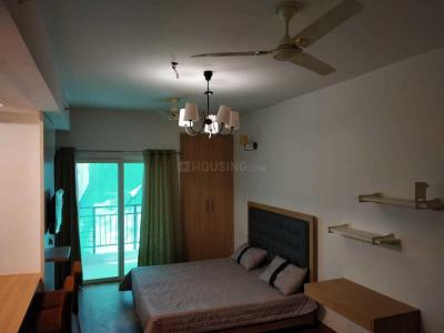 Gallery Cover Image of 500 Sq.ft 1 BHK Apartment for rent in Sector 168 for 16000