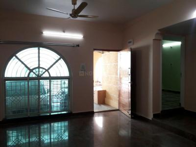 Gallery Cover Image of 1200 Sq.ft 2 BHK Independent House for rent in Murugeshpalya for 24000
