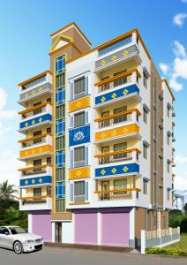 Gallery Cover Image of 466 Sq.ft 1 BHK Apartment for buy in Shibalay, South Dum Dum for 1631000