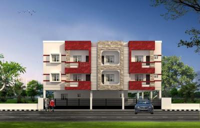 Gallery Cover Image of 1015 Sq.ft 2 BHK Apartment for buy in Medavakkam for 4973500