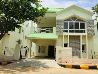 Gallery Cover Image of 3640 Sq.ft 5 BHK Villa for buy in Medchal for 19500000