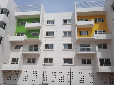 Gallery Cover Image of 1554 Sq.ft 3 BHK Apartment for buy in Perungudi for 9557100