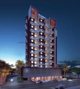 Gallery Cover Image of 1485 Sq.ft 3 BHK Apartment for buy in Rachana Beverly Hills, Baner for 13200000