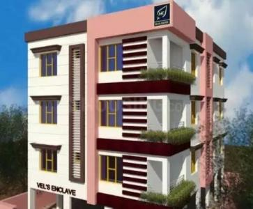 Gallery Cover Image of 832 Sq.ft 2 BHK Apartment for buy in Porur for 4575999