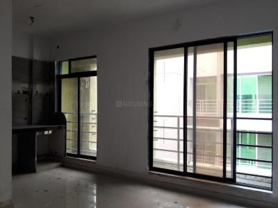 Gallery Cover Image of 400 Sq.ft 1 RK Apartment for rent in Mangalam Swastik Residency, Ulwe for 5500