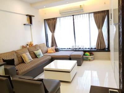 Gallery Cover Image of 650 Sq.ft 1 BHK Apartment for rent in Patel Apartment, Worli for 75000