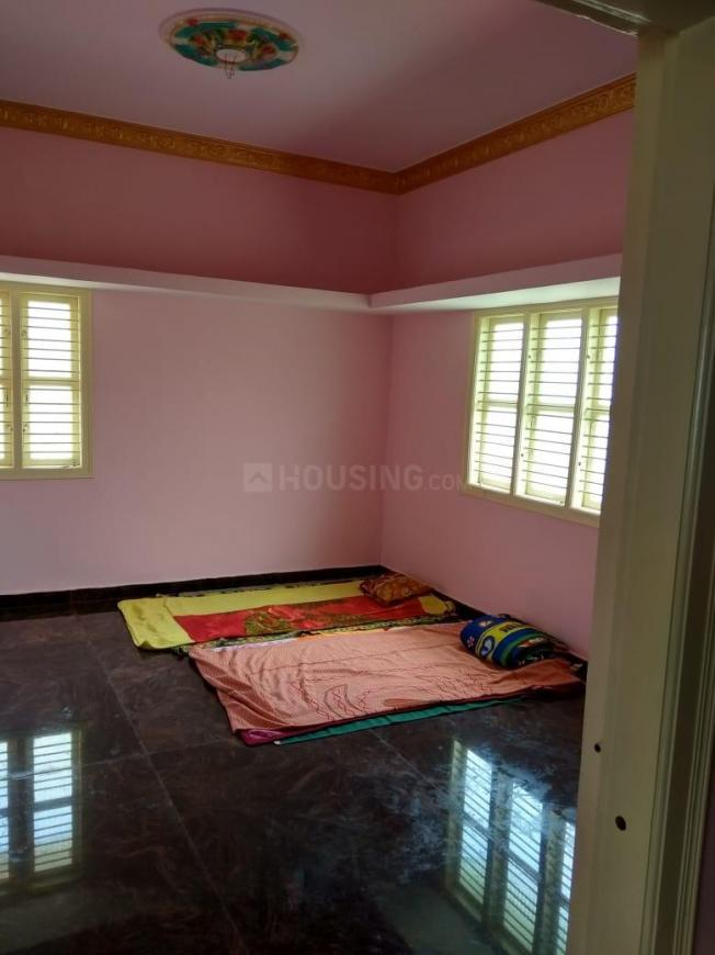 Bedroom Image of 600 Sq.ft 1 BHK Independent Floor for rent in Hosur for 4500