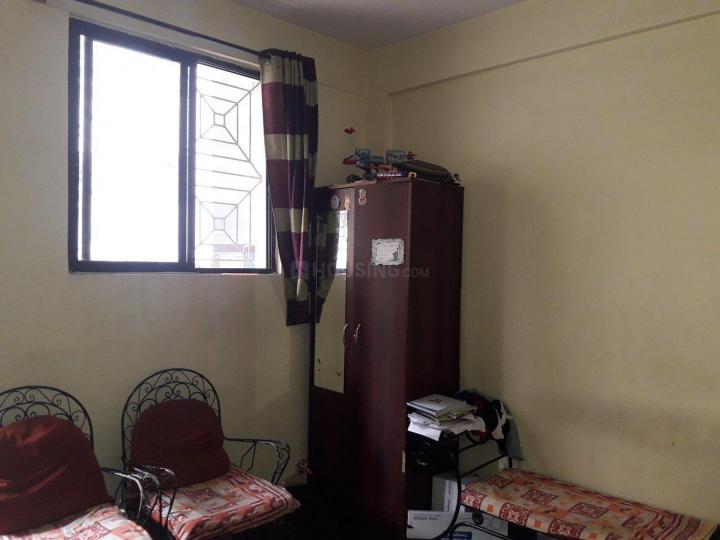 नागवारा में विनय होम्स पीजी में लिविंग रूम की तस्वीर