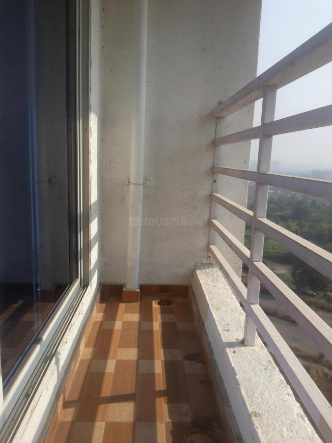 Living Room Image of 1500 Sq.ft 3 BHK Apartment for rent in Kharghar for 25000