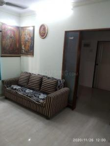 Gallery Cover Image of 665 Sq.ft 1 BHK Apartment for rent in GHP Powai Vihar Complex, Powai for 30000