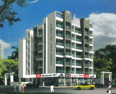 Gallery Cover Image of 1000 Sq.ft 2 BHK Apartment for buy in Ravechi Narayan Residency, Taloje for 5500000