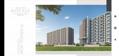 Gallery Cover Image of 1180 Sq.ft 2 BHK Apartment for buy in Rachana Bella Casa Tower A, Baner for 8150000