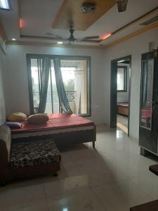 Gallery Cover Image of 1090 Sq.ft 2 BHK Apartment for buy in Riddhi Siddhi Heritage, Airoli for 12400000