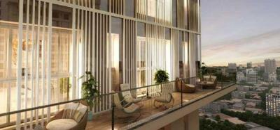 Gallery Cover Image of 1950 Sq.ft 4 BHK Apartment for buy in Sheth Auris Serenity Tower 3, Malad West for 39800000