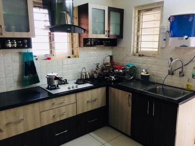 Gallery Cover Image of 1221 Sq.ft 2 BHK Apartment for rent in Miyapur for 22000