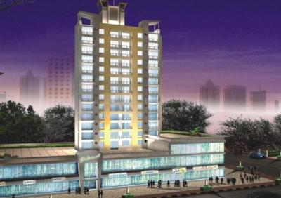 Gallery Cover Image of 1470 Sq.ft 3 BHK Apartment for buy in Tycoon Sapphire, Kalyan West for 13500000