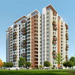 Gallery Cover Image of 1945 Sq.ft 3 BHK Apartment for buy in Sri Sishta Abode, Kompally for 5835000